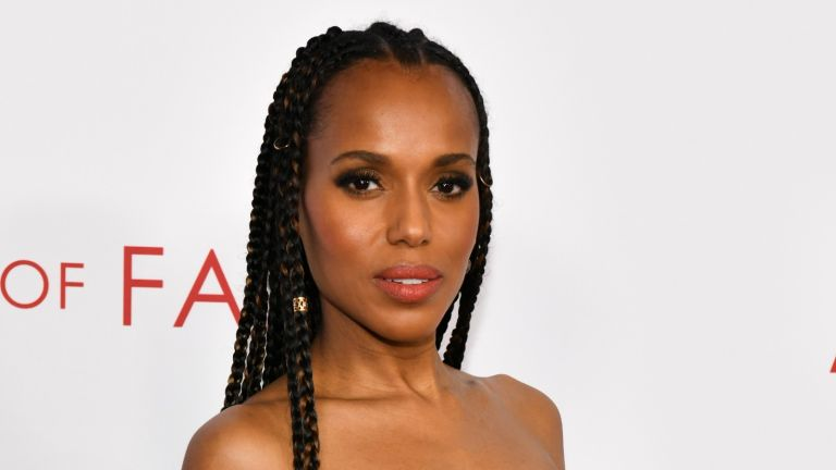 Kerry Washington attends the Television Academy's 25th Hall Of Fame Induction Ceremony at Saban Media Center on January 28, 2020 in North Hollywood, California.