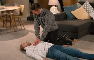 Coronation Street spoilers: Cormac Hibbs collapses and dies after taking drugs!