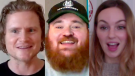 Letterkenny Interviews with Nathan Dales, Michelle Mylett, K. Trevor Wilson & More