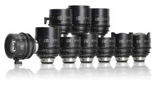 Sigma Cine Classic lens set