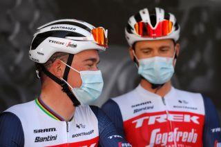 Mads Pedersen (Trek-Segafredo) at Paris-Nice 2021