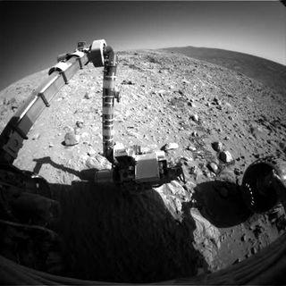 NASA Rover Hits the One-Year Mark on Mars