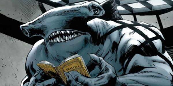 King Shark from DC Comics