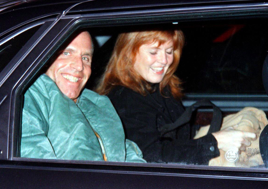sarah ferguson weight loss
