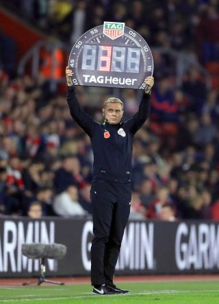 Southampton v Chelsea – Premier League – St Mary's Stadium
