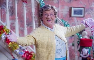 Mrs Brown Brown's Boys Christmas special