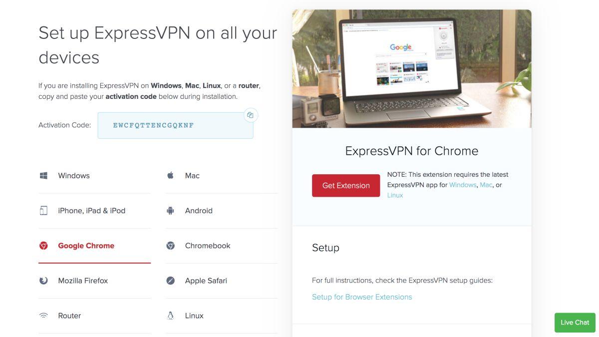How do I enable a VPN in Google Chrome? | TechRadar