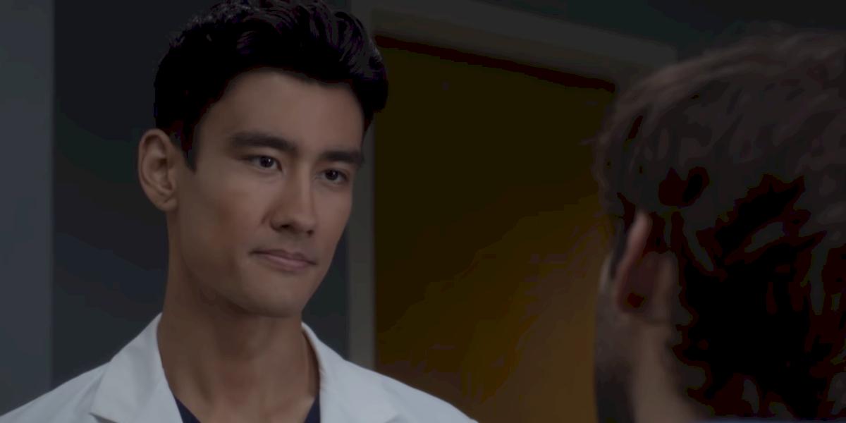 Grey's Anatomy Nico Kim Alex Landi ABC