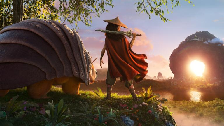 Disney Plus Premier Access Raya and the Last Dragon