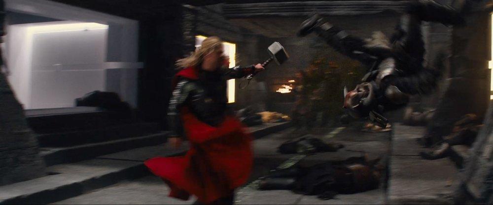 Thor 2 Trailer In Depth: Malekith's Ship, Loki's Prison, And Asgardian Mysteries #7266