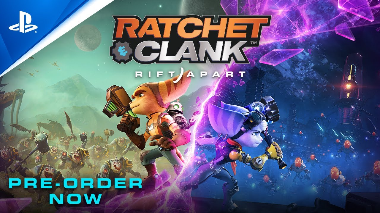 PS5 restock Ratchet and Clank game