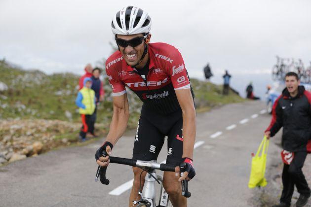 efc069036 Alberto Contador breaks Strava record on Vuelta a España climb Bola del  Mundo