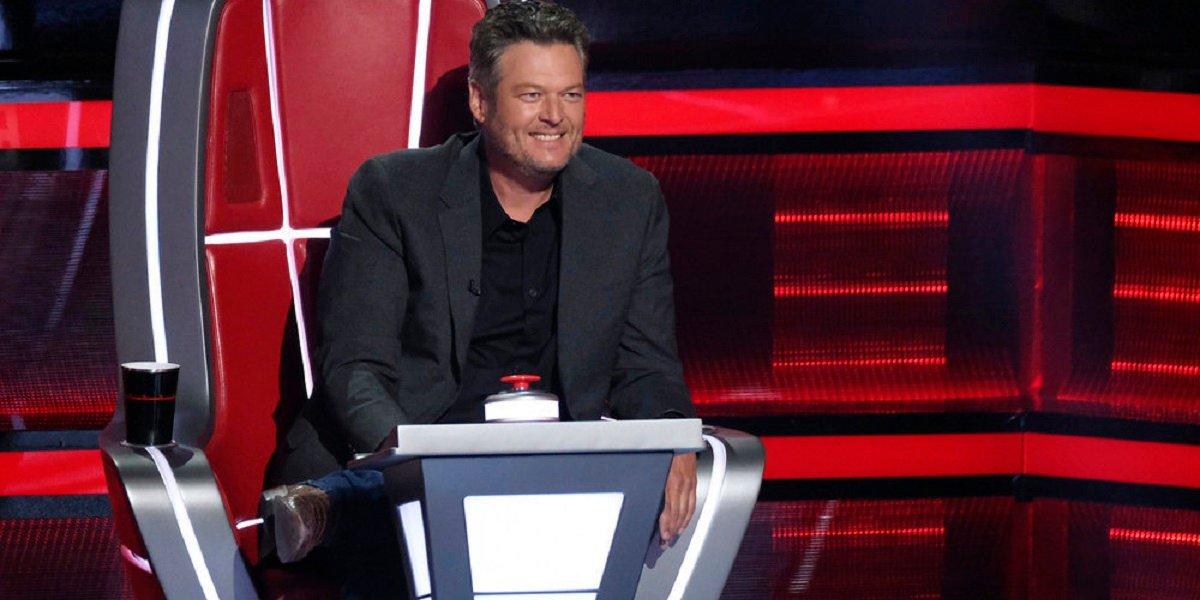 Blake Shelton The Voice NBC