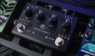 Pigtronix's new Echolution 3 delay pedal