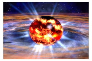 Neutron Star Creation