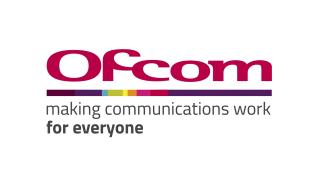 Ofcom logo.