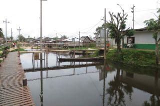 river inundation, dengue fever