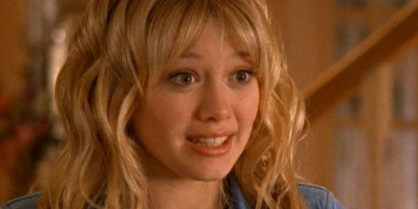 Lizzie McGuire Hilary Duff Disney Channel