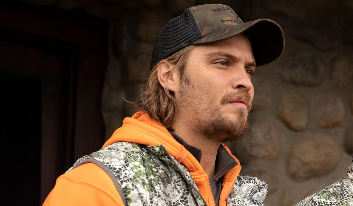 Yellowstone Luke Grimes Kayce Dutton Paramount Network