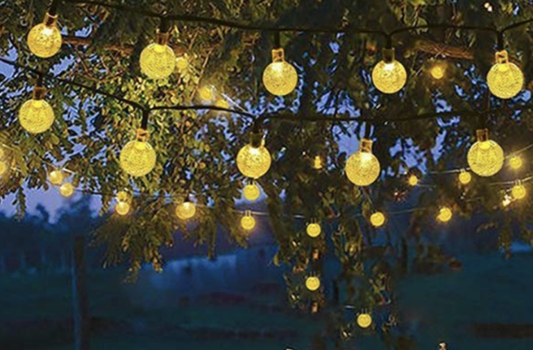 Outdoor Fairy lights for outdoors