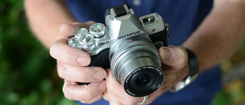 Olympus Om D E M10 Mark Iii Review Digital Camera World Ii Kit 14 42mm Ez Silver