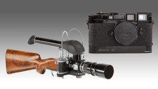 Leica MP sells for record $1.13 million; Leica Gun Rifle sells for $293,000