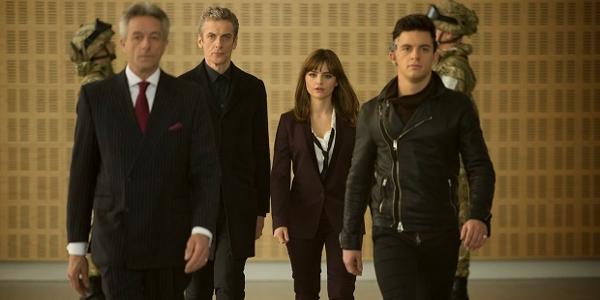Doctor Who Staffel 8