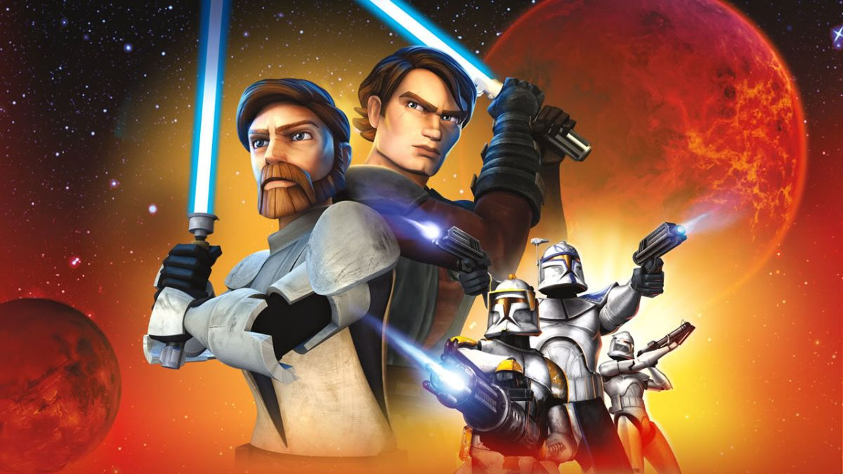 Star Wars The Clone Wars Shows Us What The Prequel Trilogy Should