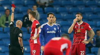 Shane Duffy vs Cardiff