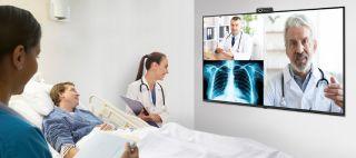 LG 65US772M Hospital TV
