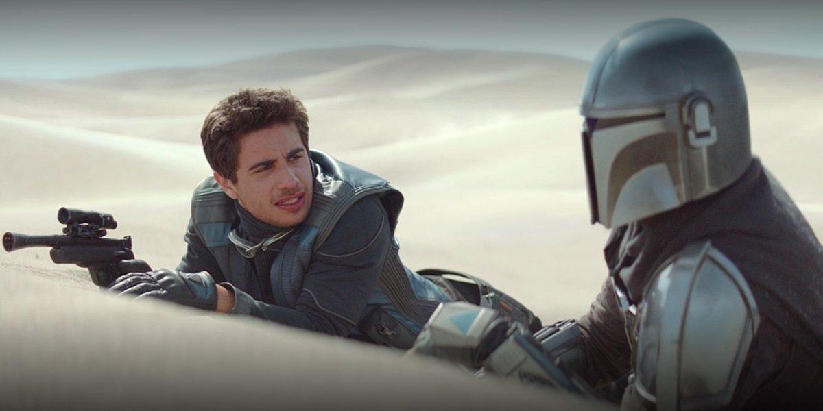 The Mandalorian Actor Slams Rise Of Skywalker As The Worst Star Wars Movie Cinemablend