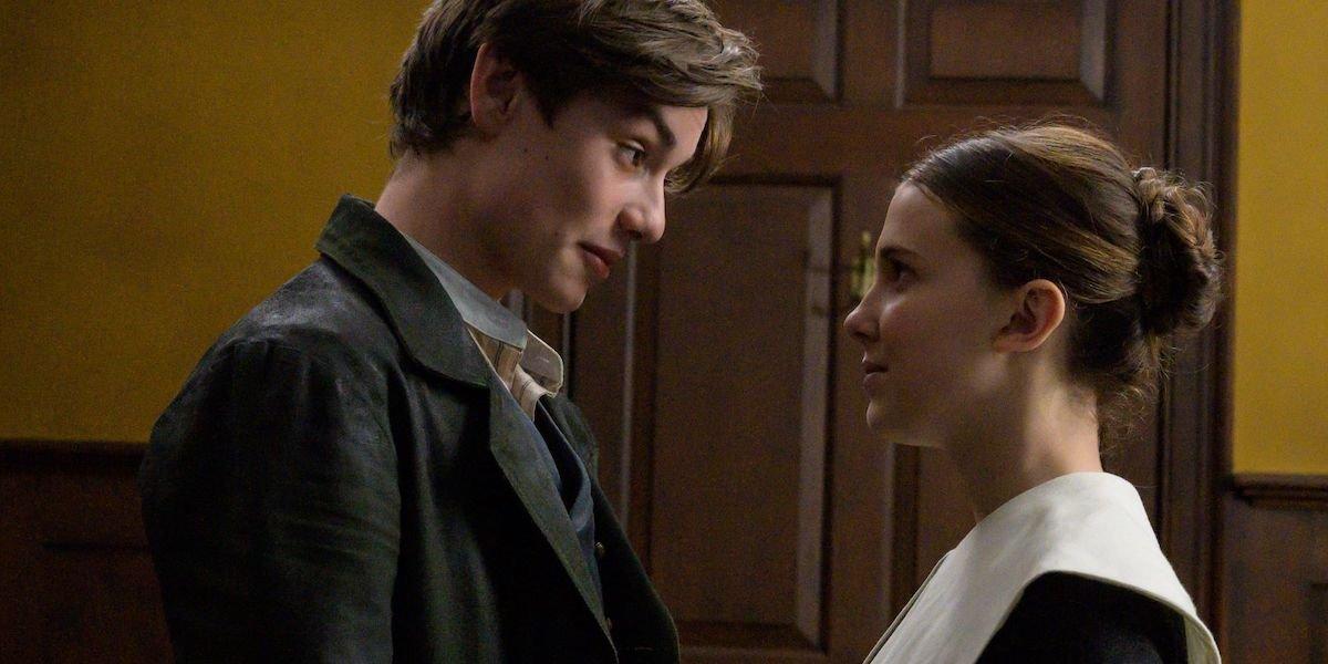 Why Netflix's Enola Holmes Decided To Skip A Major Kiss Scene