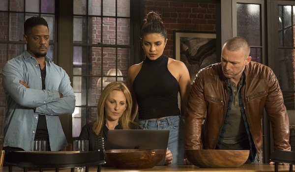 Quantico cancelled on ABC