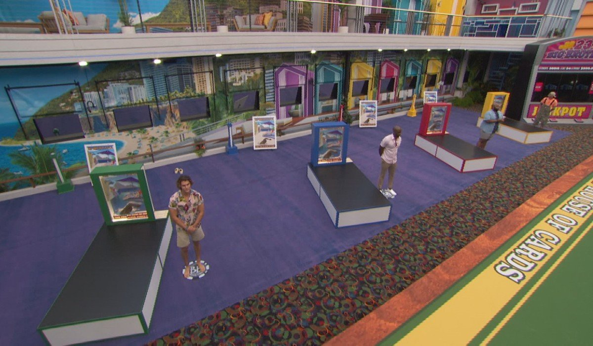 Big Brother Competition CBS