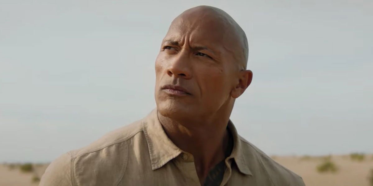 "Dwayne ""The Rock"" Johnson in Jumanji: The Next Level (2019)"