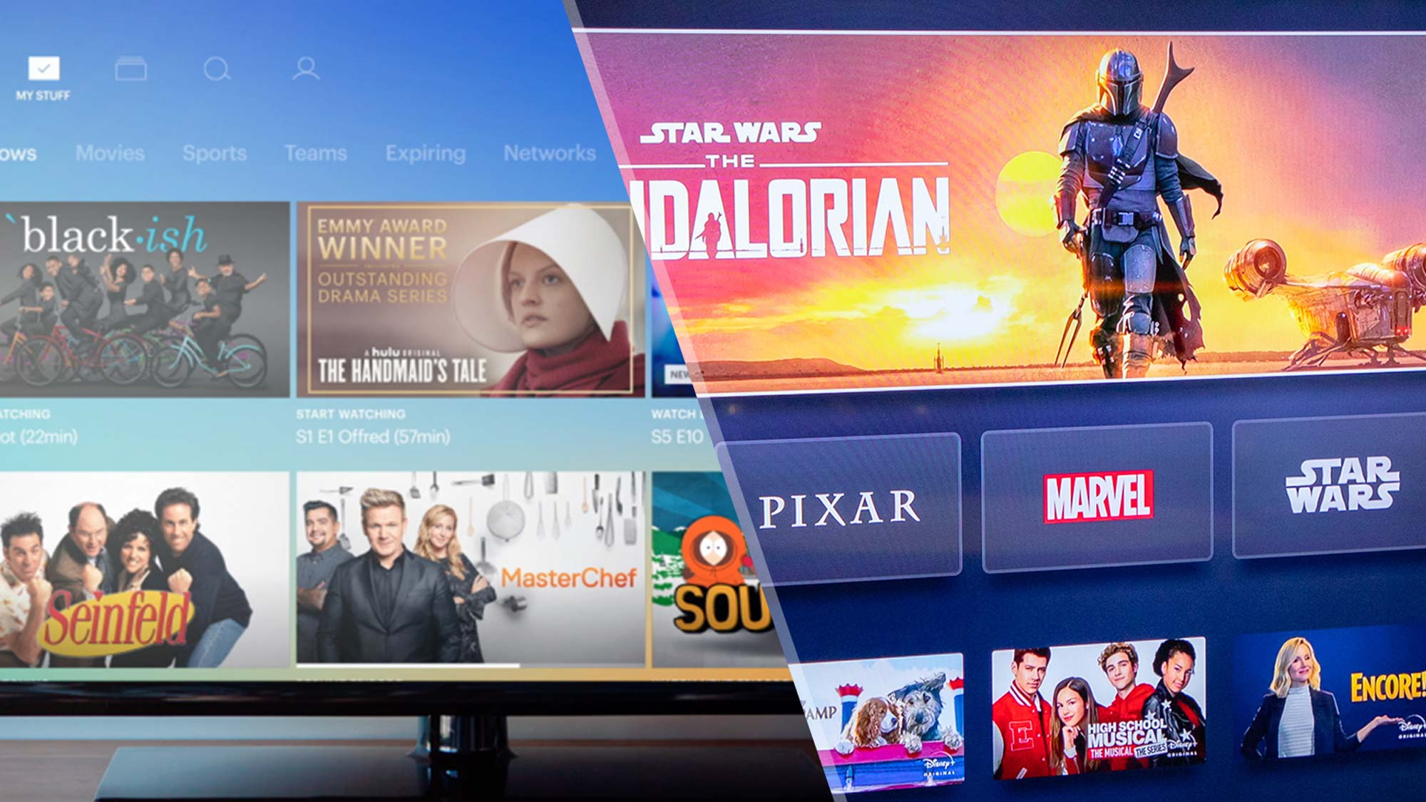 Hidden Disney Plus and Hulu Live TV bundle is made for cord-cutters   Tom's  Guide