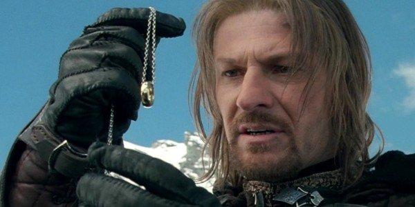 Gandalf sedang membenturkan kepalanya di rumah Bilbo merupakan kecelakaan.