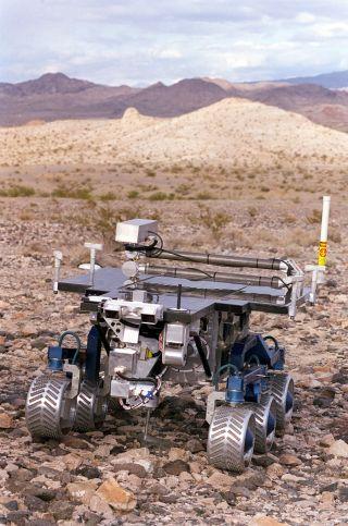 space history, nasa, mars probes