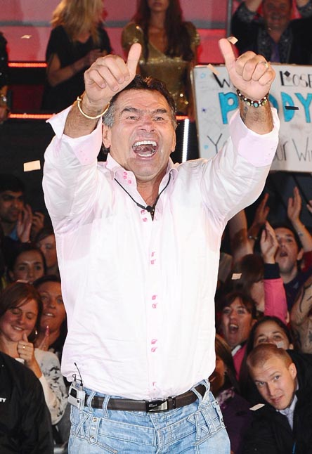 Womaaan! Paddy Doherty wins Celebrity Big Brother