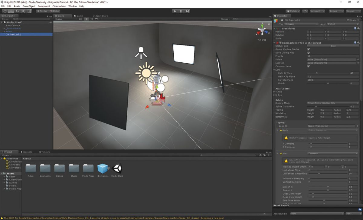 Understand the Unity asset import pipeline   Creative Bloq