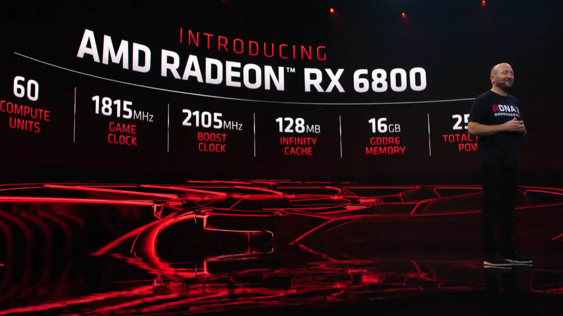 Radeon RX 6800 will launch for $579 and go toe-to-toe with Nvidia's RTX 3070
