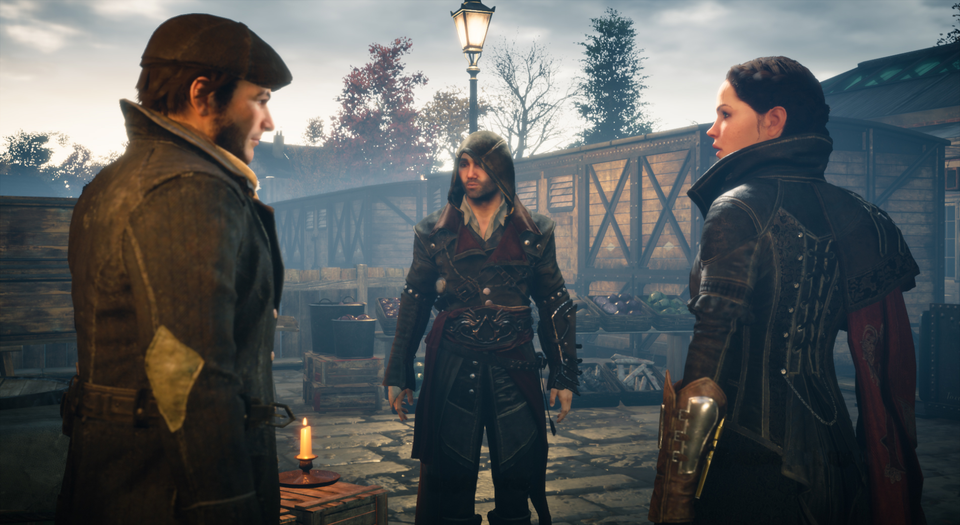 Assassins Creed Syndicate Benchmarks A Stressing Experience