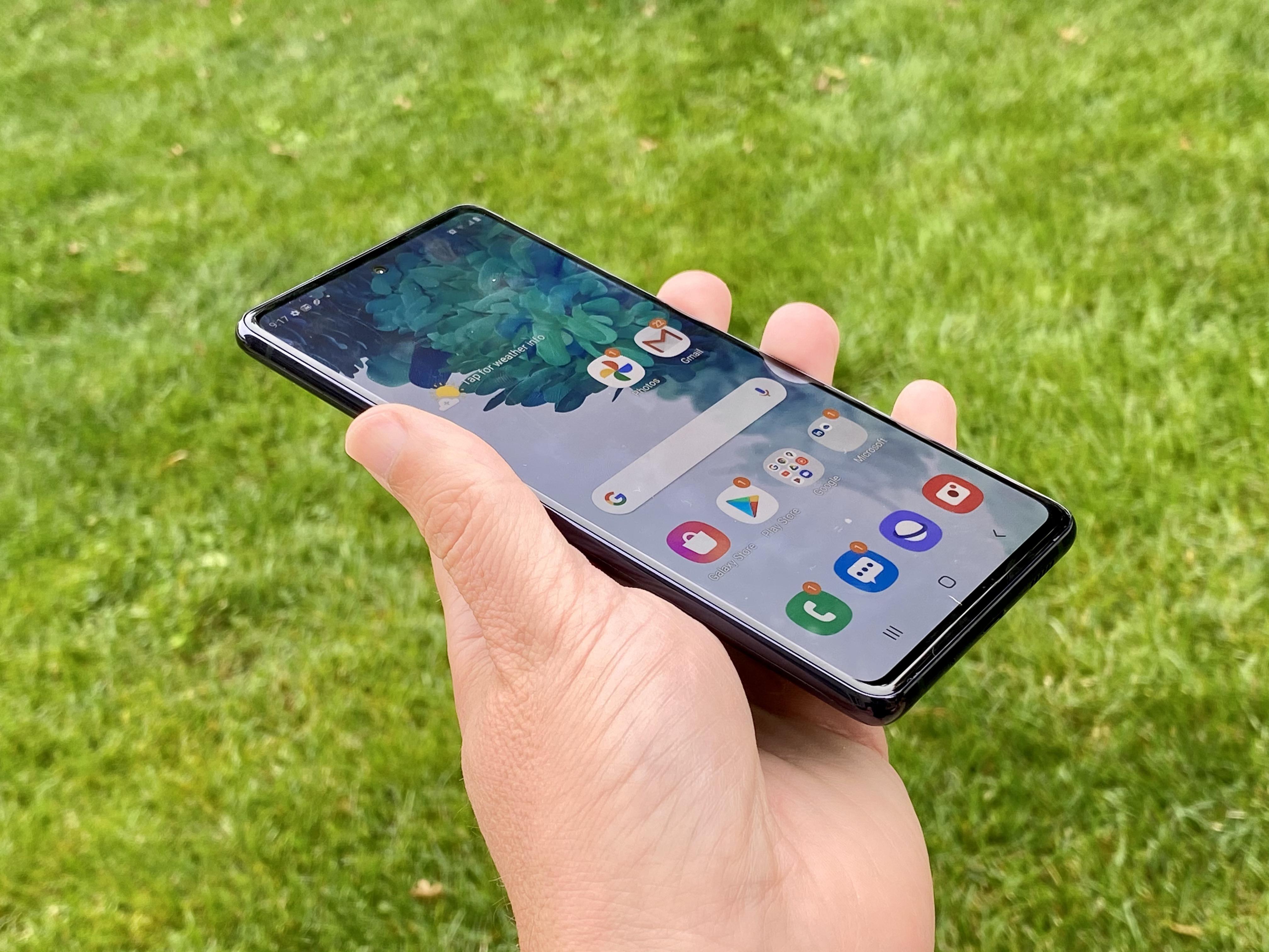 Best Samsung phones: Samsung Galaxy S20 FE