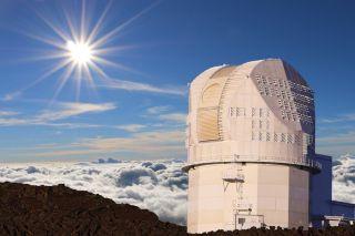 NSO Solar Telescope
