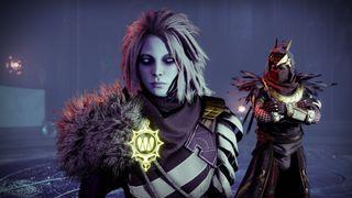 Mara Sov and Osiris.