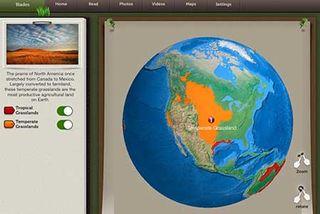 Interactive Digital Textbook a Strong Grassland Resource