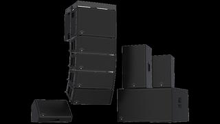 EAW Debuts RADIUS Loudspeaker Family