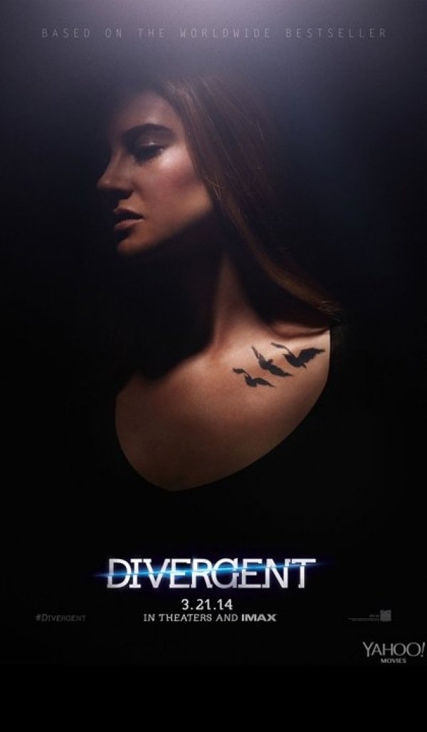 Divergent Character Posters Show Off Jai Courtney And Zoe ...