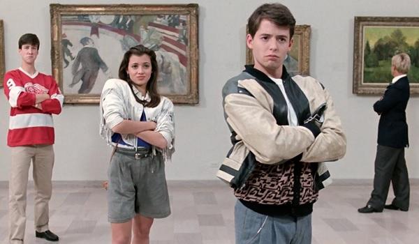 Ferris Bueller's Day Off Ferris Sloane Cameron Museum
