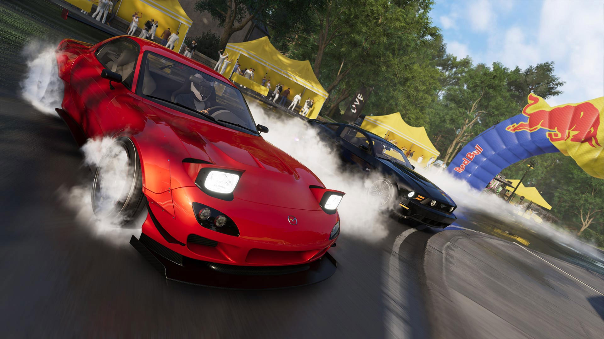Ubisoft's open-world racing game The Crew 2 is free to play
